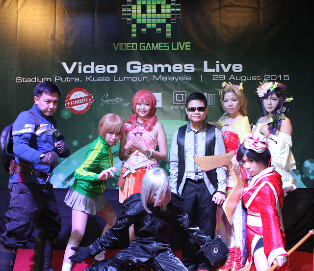 Video Games Live in Kuala Lumpur this August