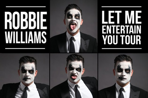 Cancelled! No Asia tour dates for Robbie Williams