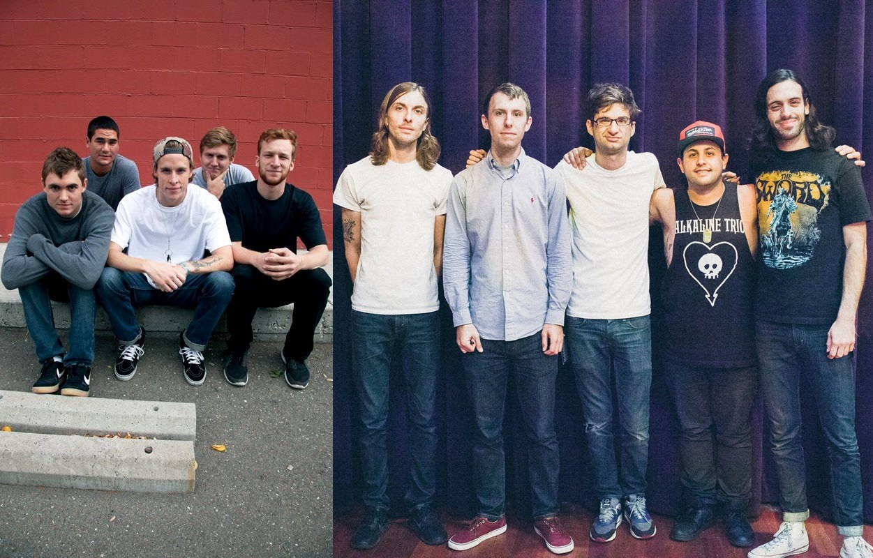 The Story So Far and Man Overboard in Singapore