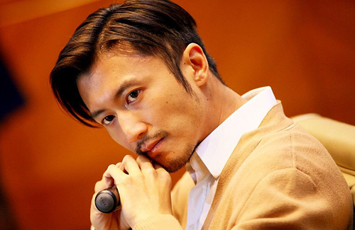 Nicholas Tse frustrated with medical records exposure