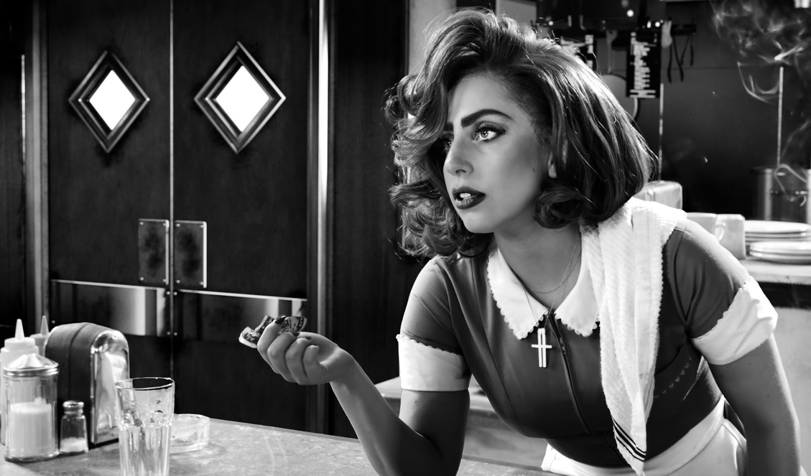 Sin City A Dame To Kill For 26 Lady Gaga