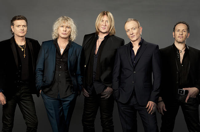 Def Leppard to rock 'n roll in Singapore this November