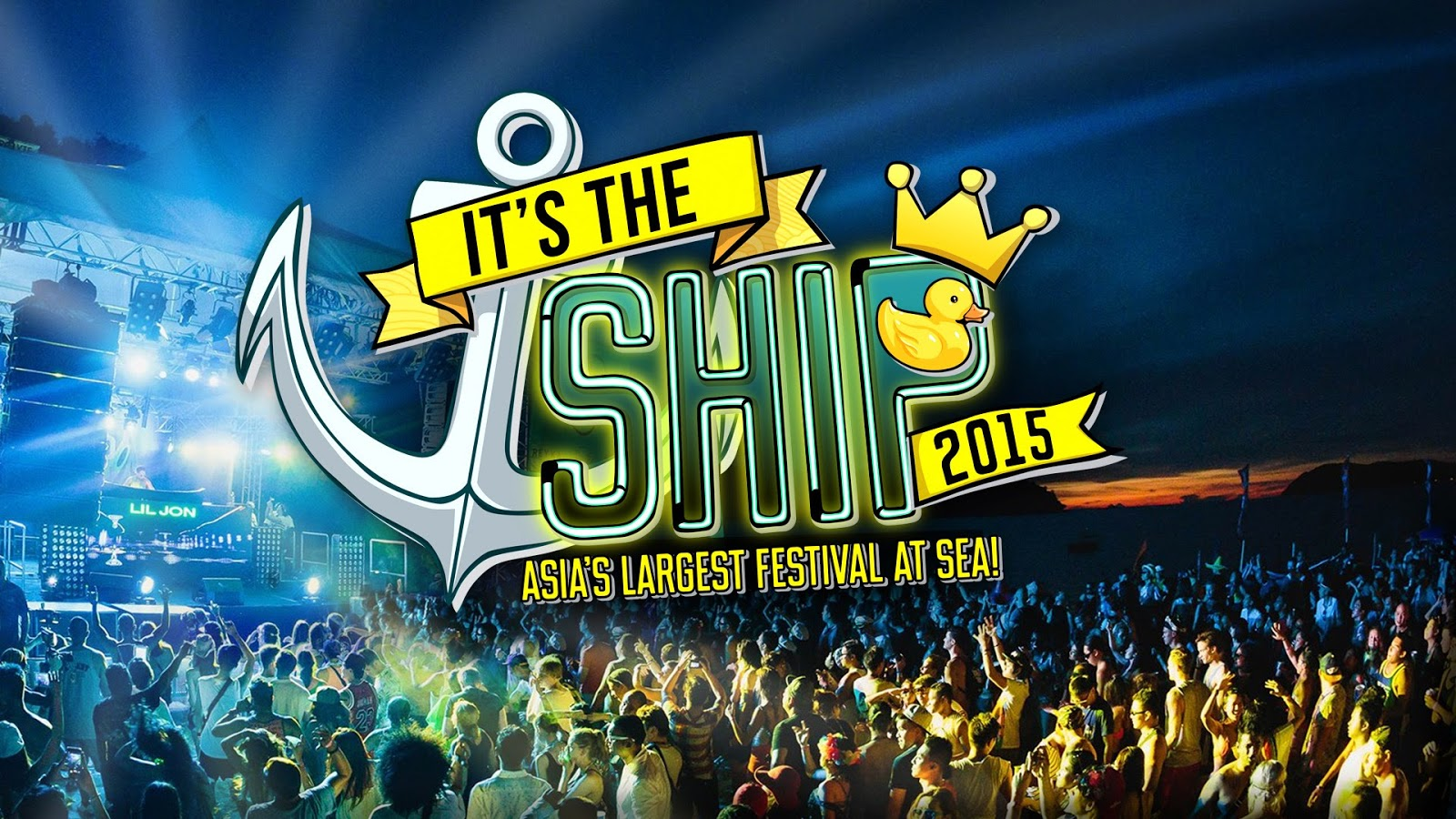'It's the Ship' 2015 boasts big names in final lineup