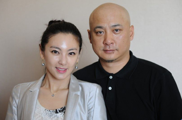 Kitty Zhang has separated from cheating husband