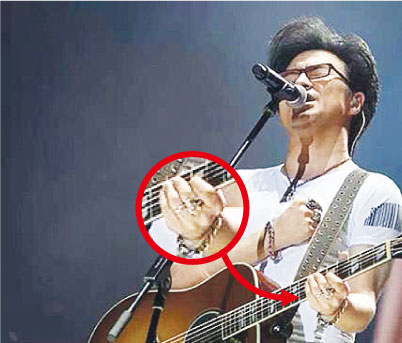 Wang Feng's ring sparks rumours of marriage