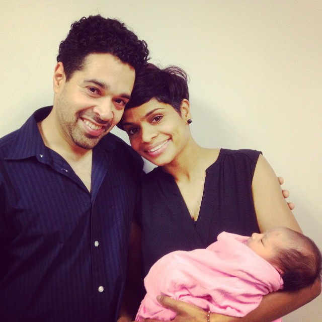 Jaclyn Victor and husband welcome firstborn son