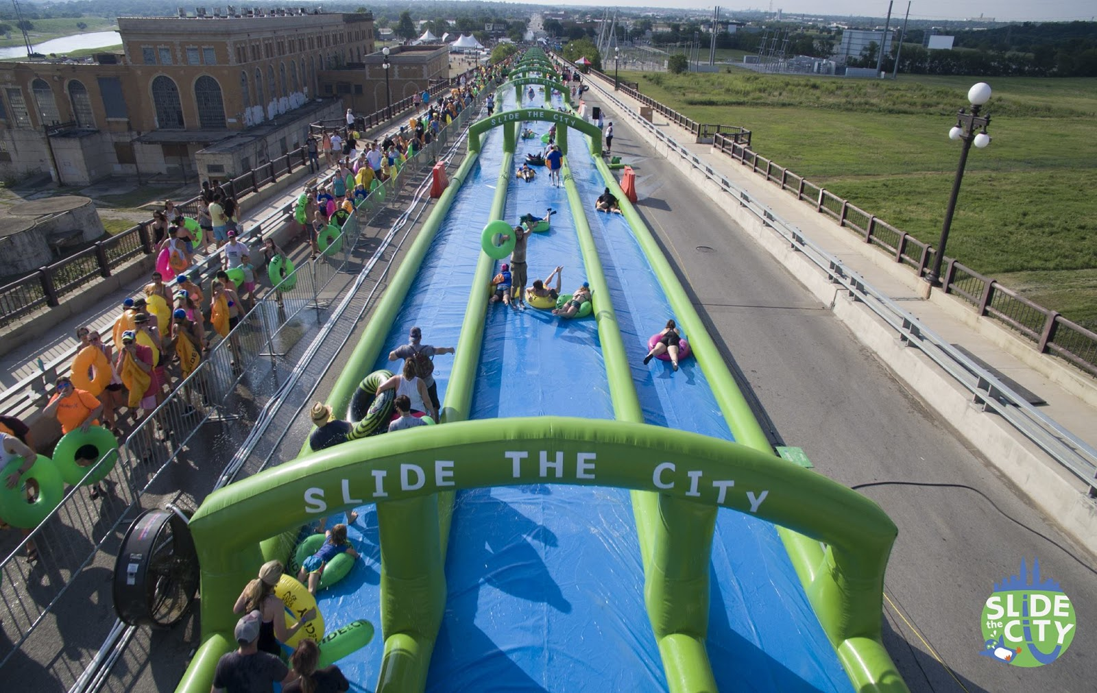 A gigantic water slide is coming to Malaysia
