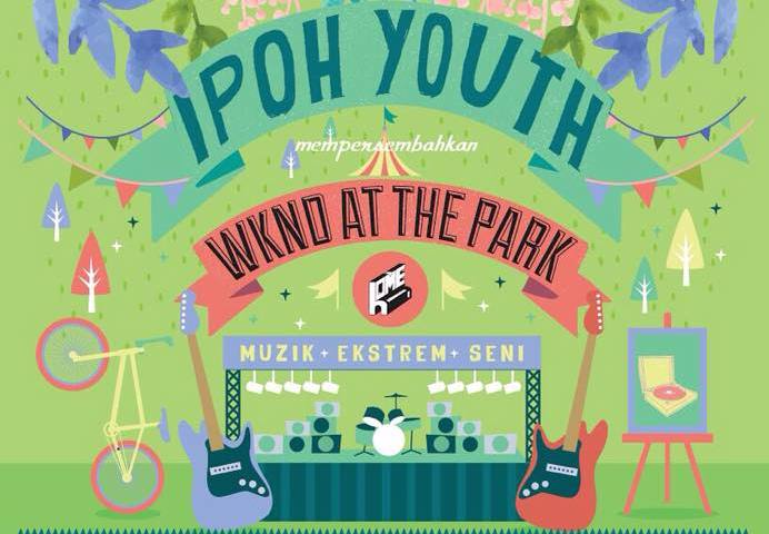 Don't miss Weekend at the Park this weekend