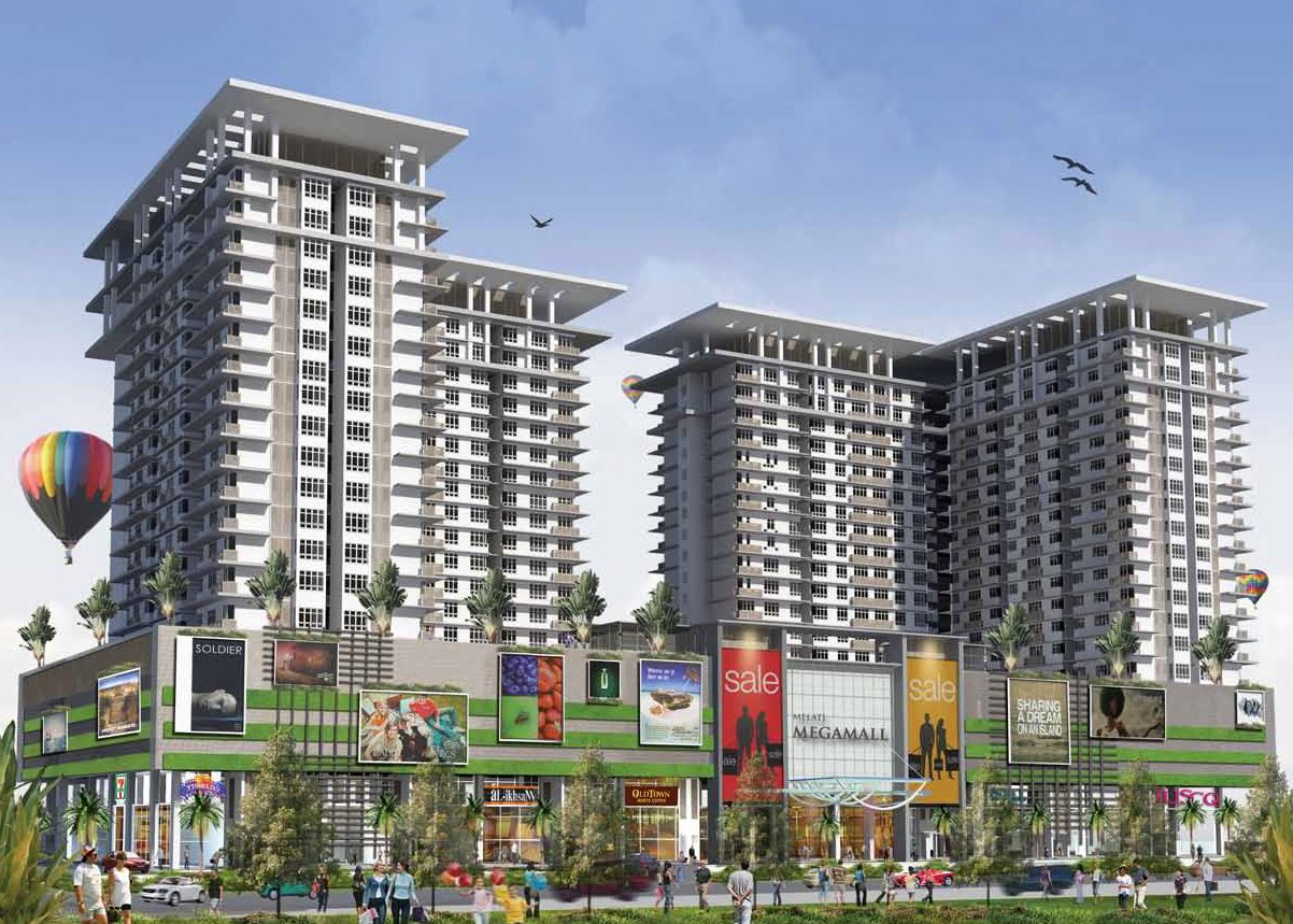 New mall in Gombak to open in October