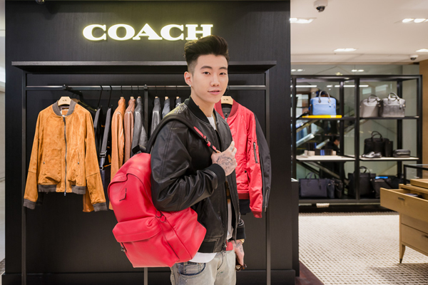 Jay Park to launch new Coach outlet at KLCC