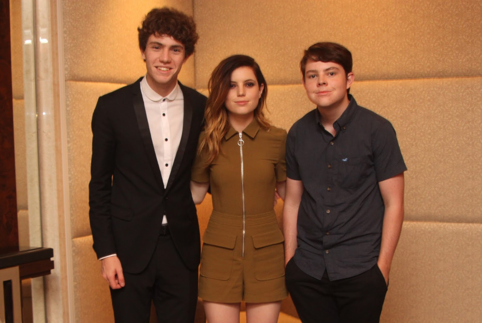 Our exclusive interview with Echosmith!