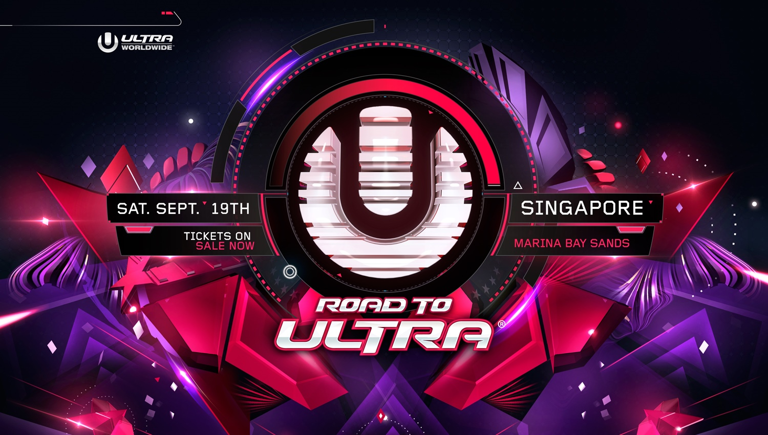 Ultra Singapore introduces first phase of line-up