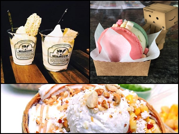 Must-try ice cream trends in Malaysia