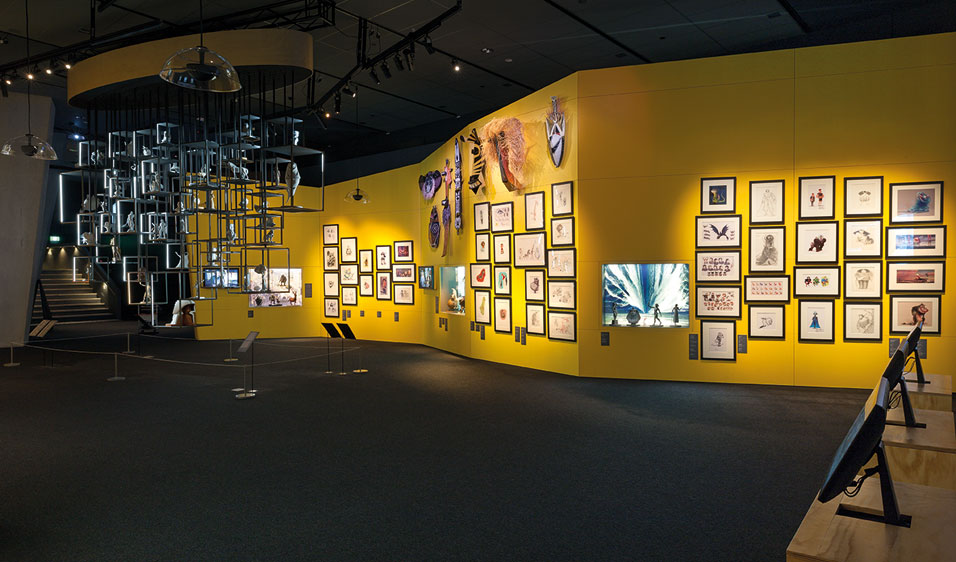 Free entry to Dreamworks' exhibition in Singapore