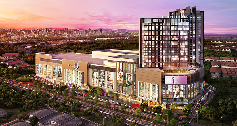 Third Paradigm Mall opens in Johor end of 2016