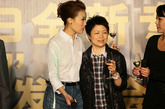Joey Yung's mother dislikes Wilfred Lau