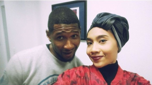 Malaysian songstress Yuna to duet with R&B singer Usher