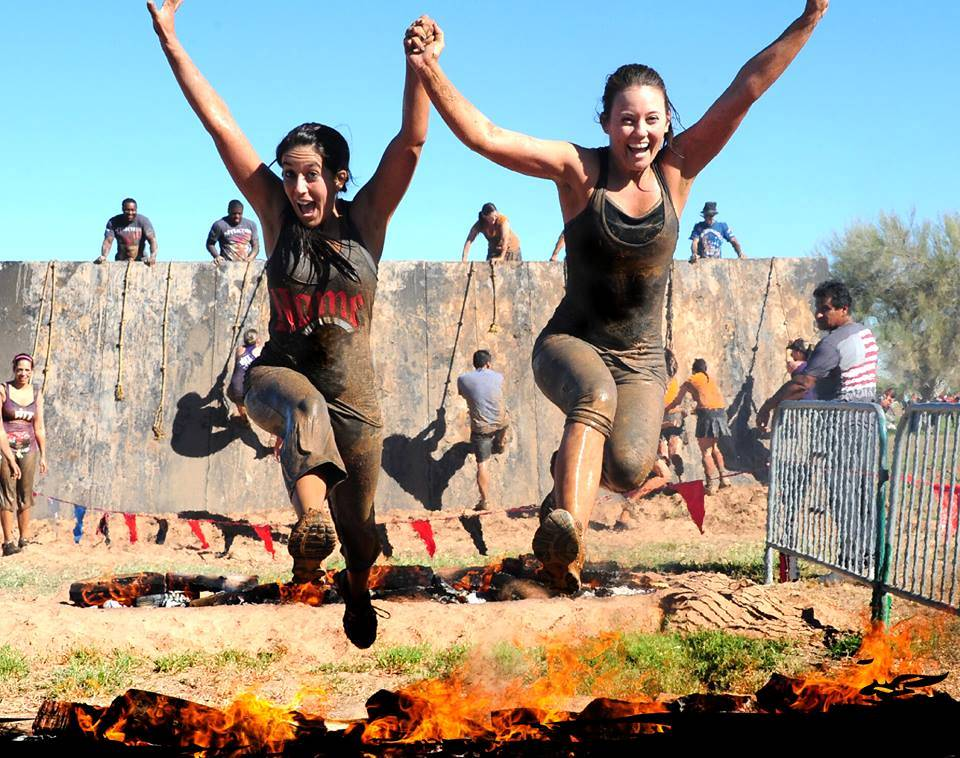 Be a hero and join The Heroes Obstacles race!