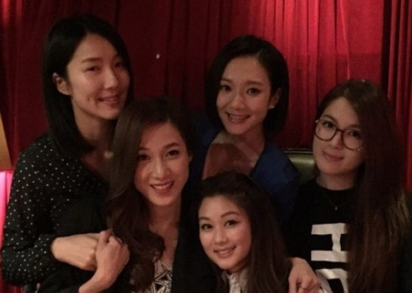 Grace Wong rumoured to be leaving TVB