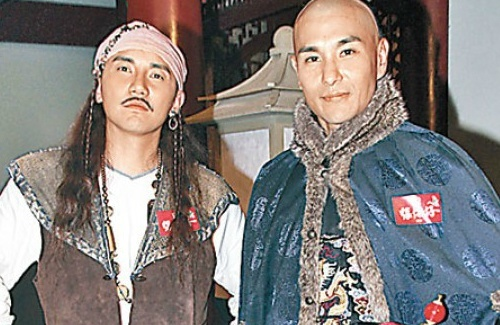 Tony Hung denies conflict with Ruco Chan