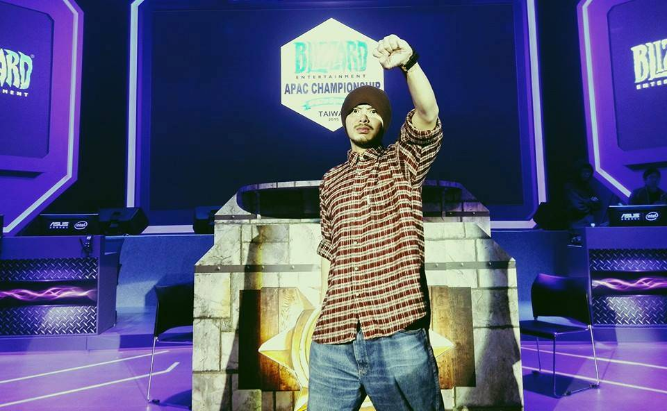 Namewee banned from making political remarks at HK concert