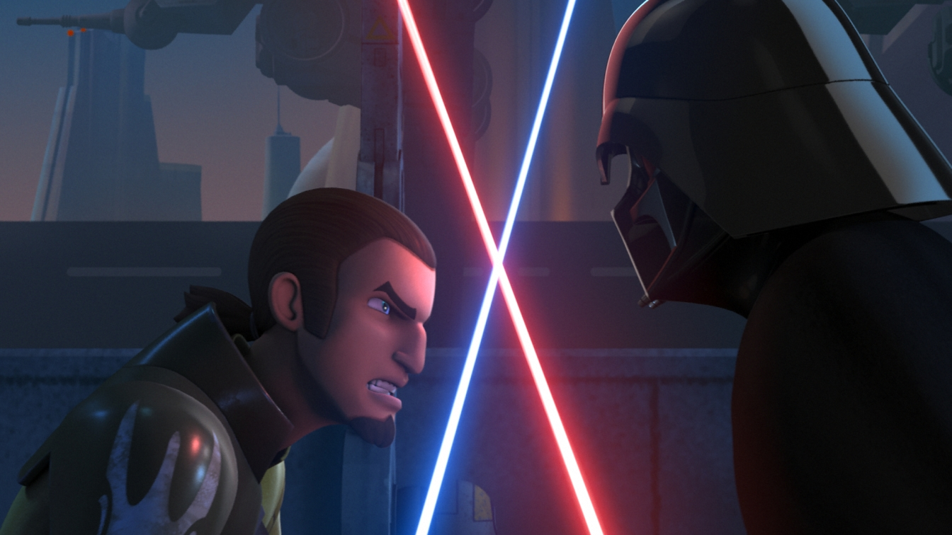 """""""Star Wars Rebels"""" wants to take you to London!"""