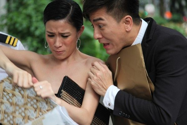 Charmaine Sheh and Kenneth Ma reunite for new project