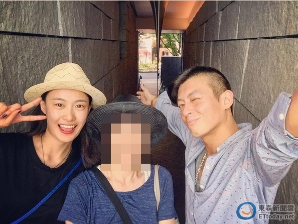 Is Edison Chen dating a married model?