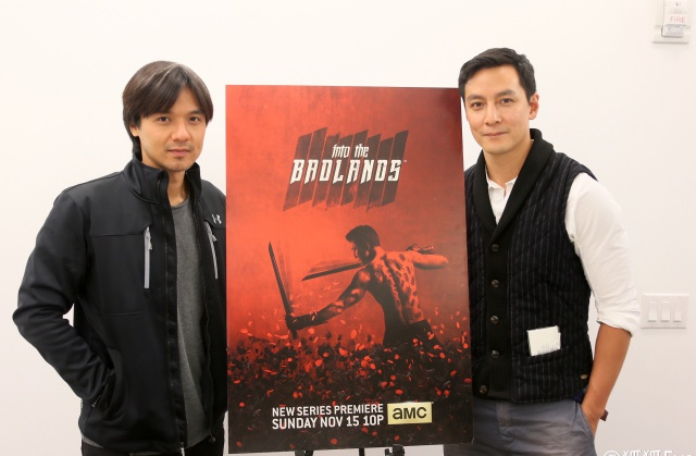 """""""Into the Badlands"""" to air in November"""
