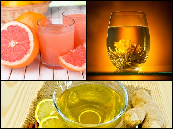 Haze alert!: Drink these to keep your lungs clean and healthy