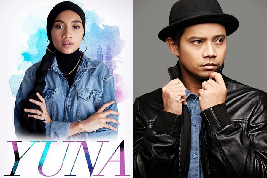 Hujan's vocalist to open for Yuna's upcoming show