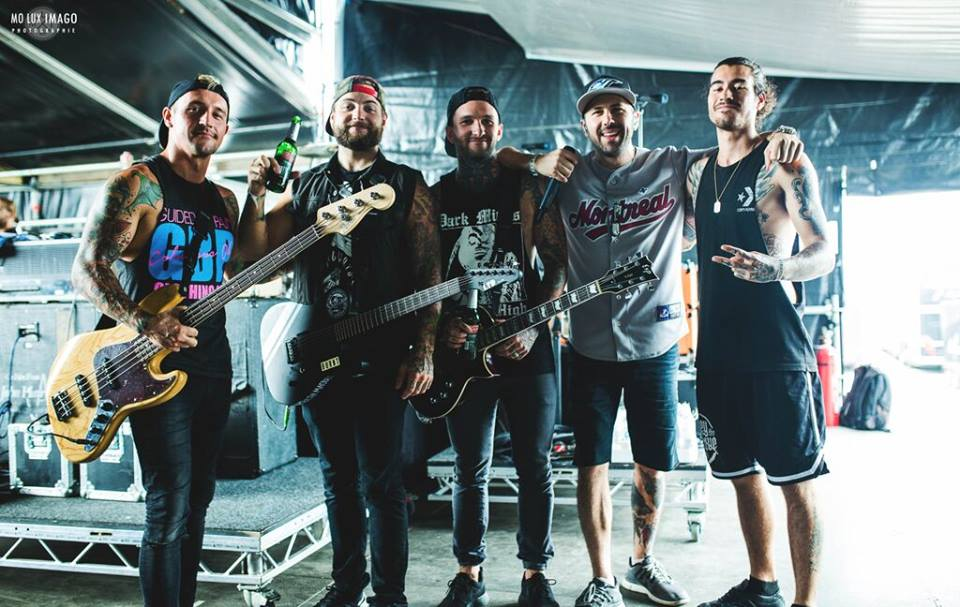 Metalcore band Obey the Brave to perform in Malaysia