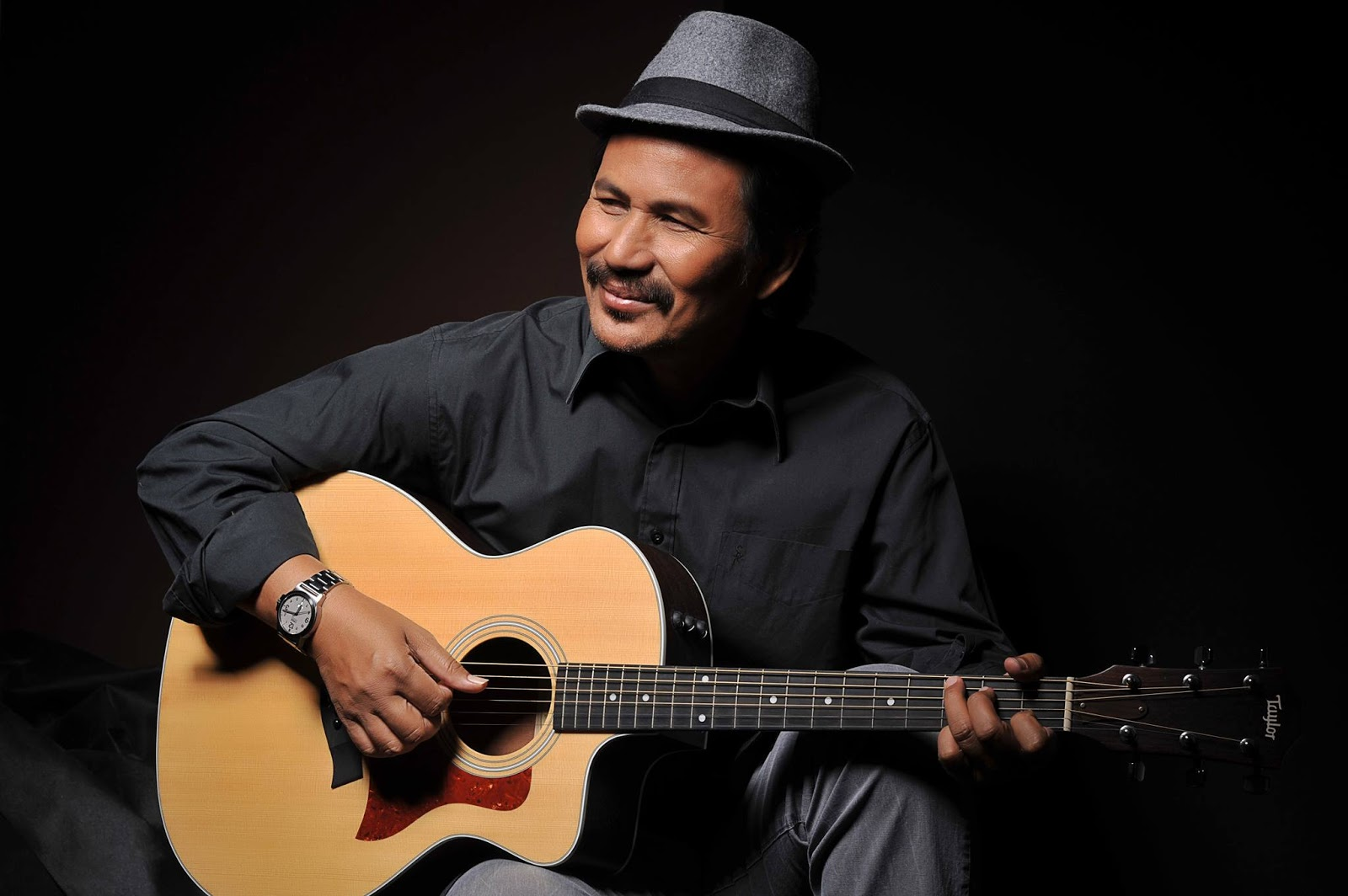 M.Nasir wraps up tour with concert in Shah Alam