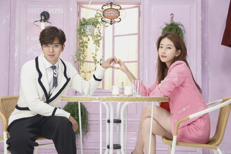 Show Luo releases new MV with Miss A's Suzy