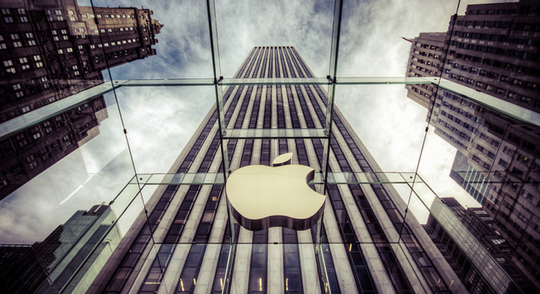 Apple's first retail store in Singapore runs on solar power