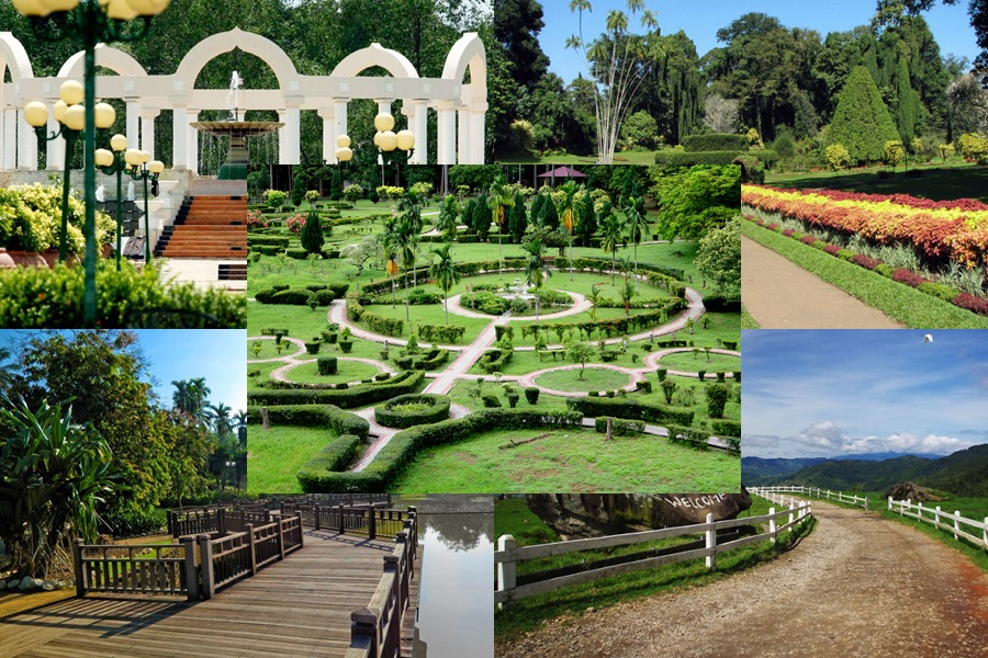 10 most beautiful parks in Malaysia