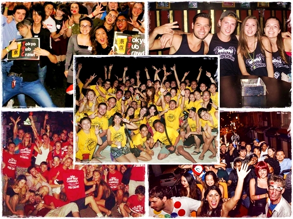 The Best and Most Fun Pub Crawls in Asia!
