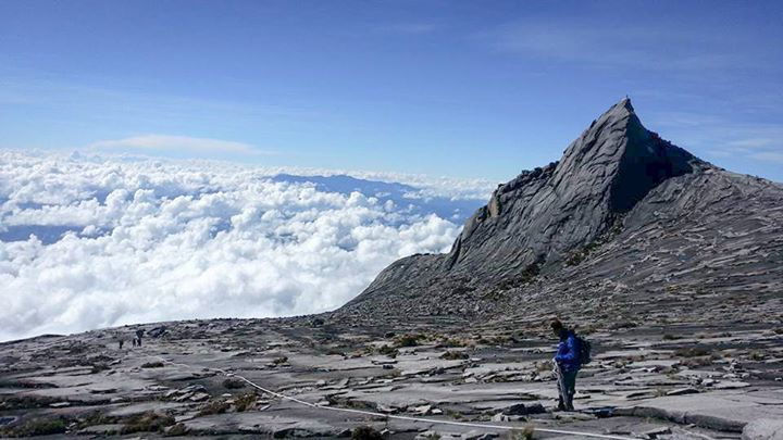 Mt Kinabalu summit reopens to climbers with new route