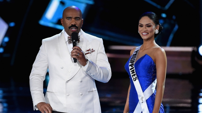 Philippines wins Miss Universe, but host messes up big time
