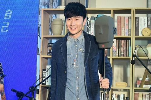 JJ Lin says Kaohsiung Beauty is just a friend