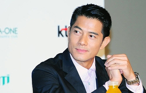Aaron Kwok on love: I want to be honest with myself