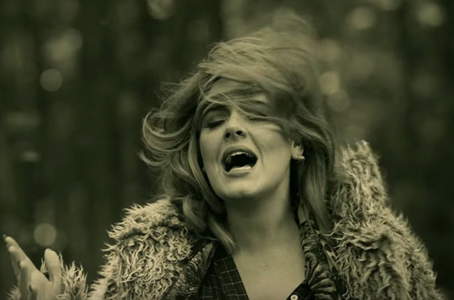 """Movie and TV characters sing Adele's """"Hello"""""""