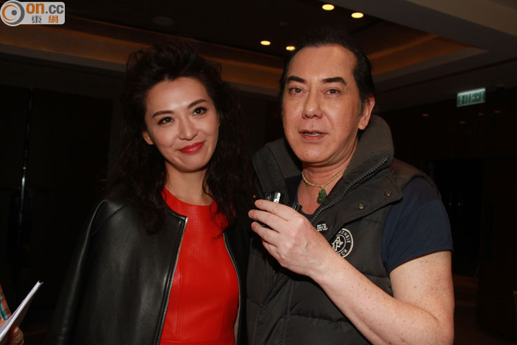 Anthony Wong wants to work with Alice Chan again