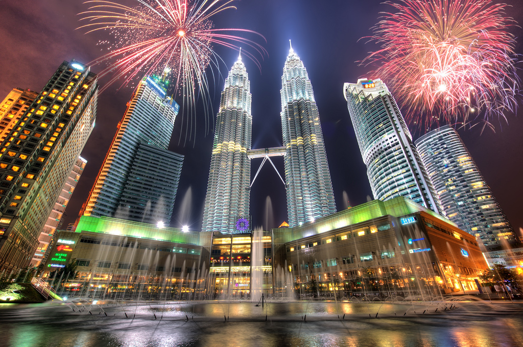 Best places to celebrate New Year 2016