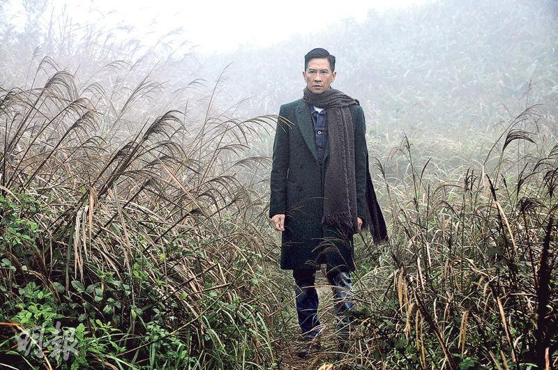 Nick Cheung sings new movie's theme song