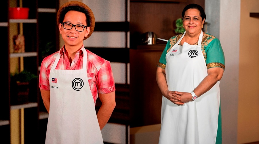 Two Malaysians are the finalists of Masterchef Asia