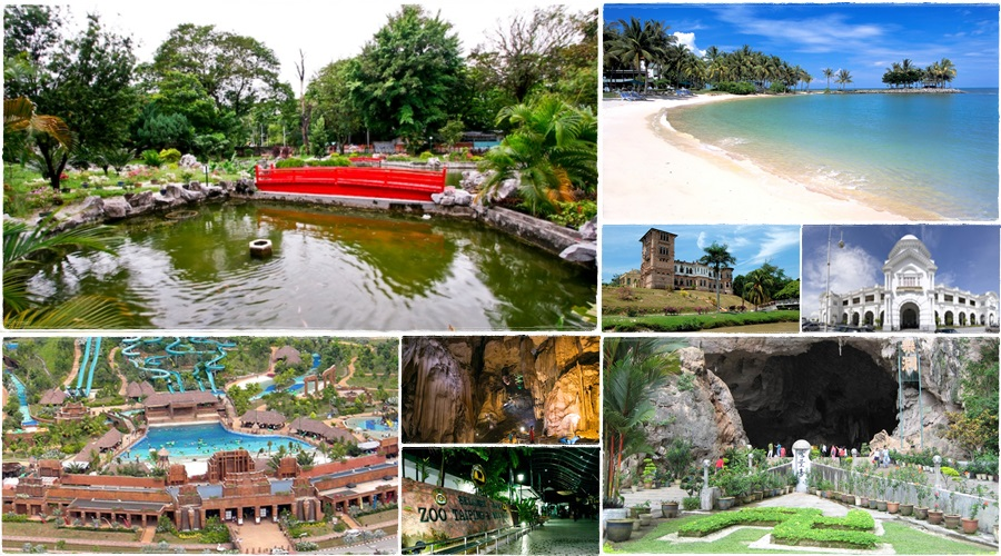 Famous places to visit in Malaysia: Perak