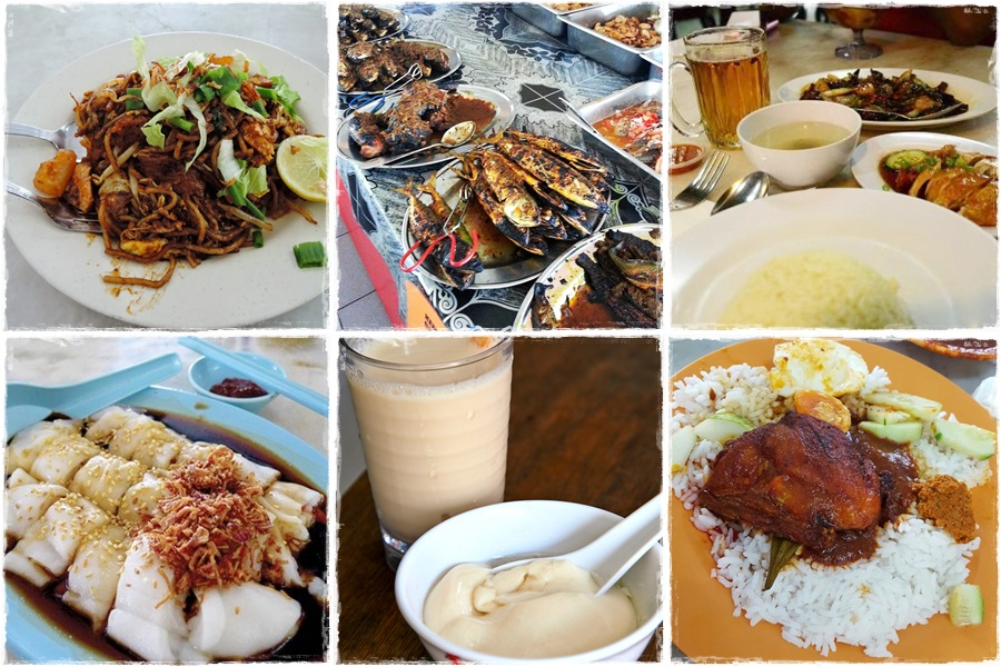 Famous places to eat in Malaysia: Ipoh, Perak