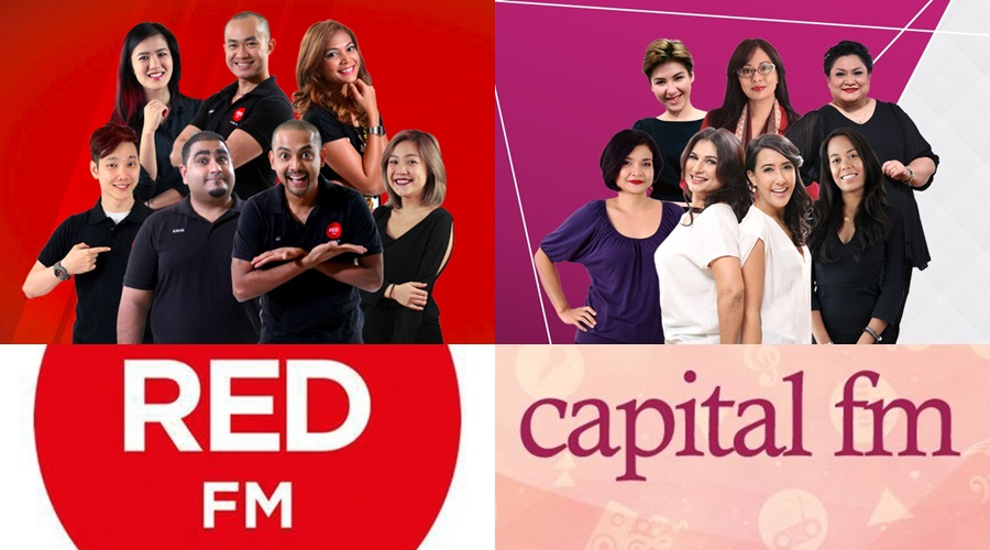 Capital FM and Red FM to go off air this month