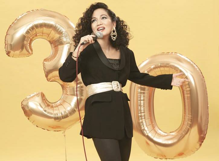 Sheila Majid celebrates 30th anniversary in Singapore
